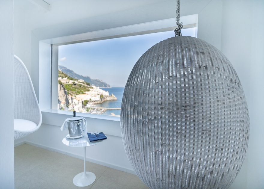 NH convento amalfi 33 880x631 - REVIEW - NH Collection Grand Hotel Convento di Amalfi : Junior Suite with Tatami bed [COVID-era]