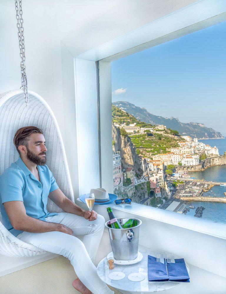 NH convento amalfi 35 768x998 - REVIEW - NH Collection Grand Hotel Convento di Amalfi : Junior Suite with Tatami bed [COVID-era]