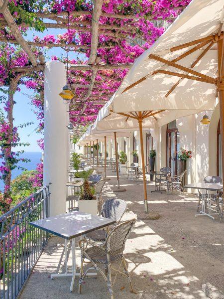 NH convento amalfi 41 450x600 - REVIEW - NH Collection Grand Hotel Convento di Amalfi : Junior Suite with Tatami bed [COVID-era]