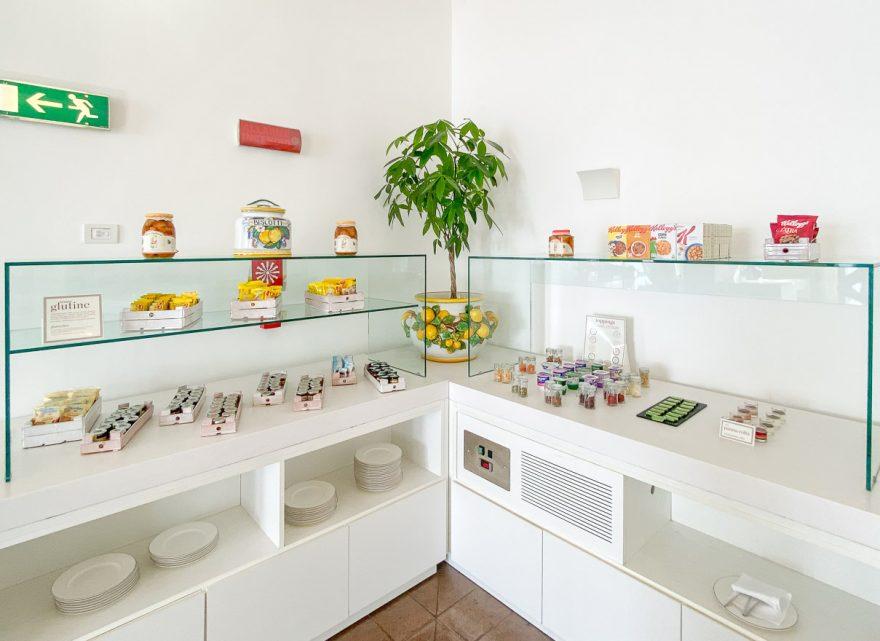 NH convento amalfi 47 880x641 - REVIEW - NH Collection Grand Hotel Convento di Amalfi : Junior Suite with Tatami bed [COVID-era]