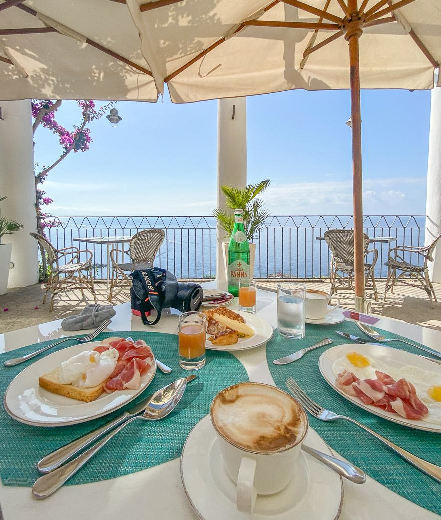 NH convento amalfi 48 - REVIEW - NH Collection Grand Hotel Convento di Amalfi : Junior Suite with Tatami bed [COVID-era]