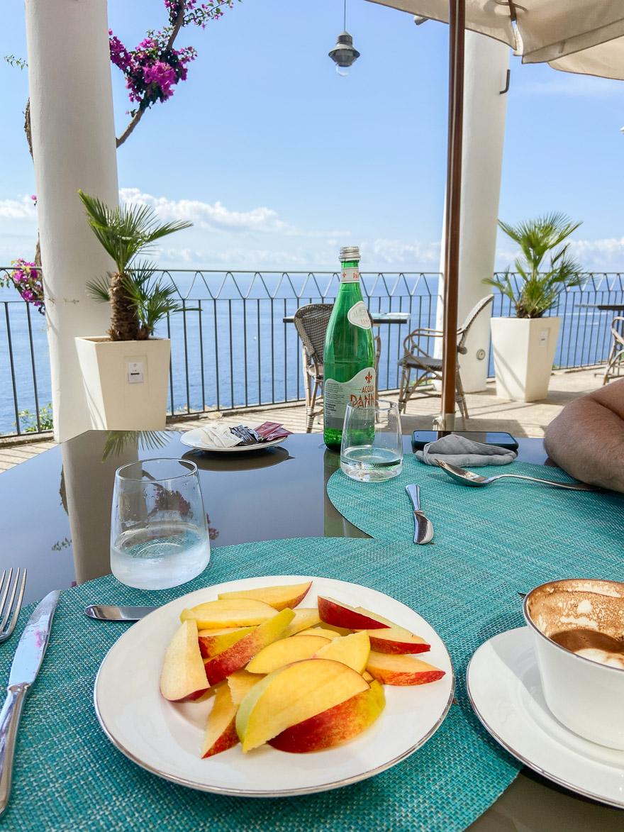 NH convento amalfi 49 - REVIEW - NH Collection Grand Hotel Convento di Amalfi : Junior Suite with Tatami bed [COVID-era]