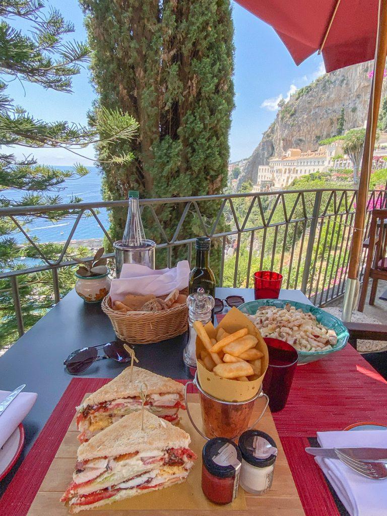 NH convento amalfi 58 768x1024 - REVIEW - NH Collection Grand Hotel Convento di Amalfi : Junior Suite with Tatami bed [COVID-era]