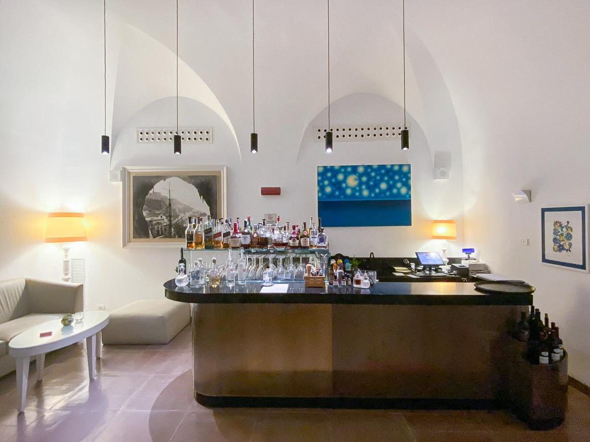 NH convento amalfi 59 - REVIEW - NH Collection Grand Hotel Convento di Amalfi : Junior Suite with Tatami bed [COVID-era]
