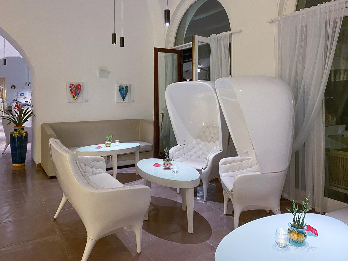 NH convento amalfi 60 - REVIEW - NH Collection Grand Hotel Convento di Amalfi : Junior Suite with Tatami bed [COVID-era]