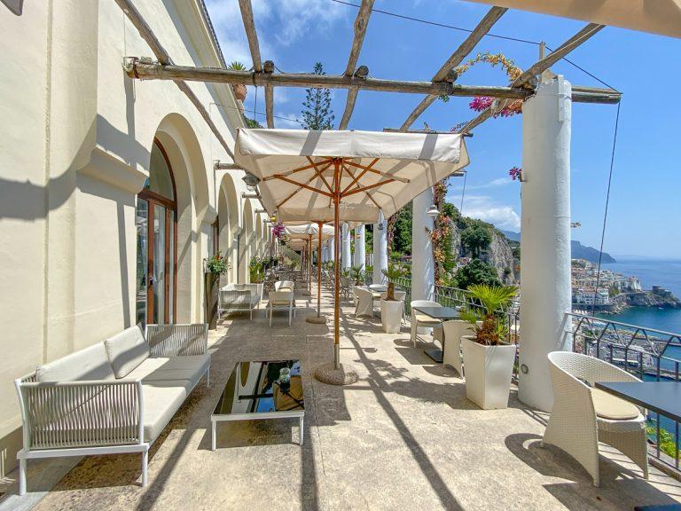 NH convento amalfi 61 768x576 - REVIEW - NH Collection Grand Hotel Convento di Amalfi : Junior Suite with Tatami bed [COVID-era]