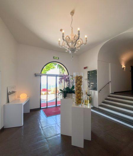 NH convento amalfi 8 450x528 - REVIEW - NH Collection Grand Hotel Convento di Amalfi : Junior Suite with Tatami bed [COVID-era]