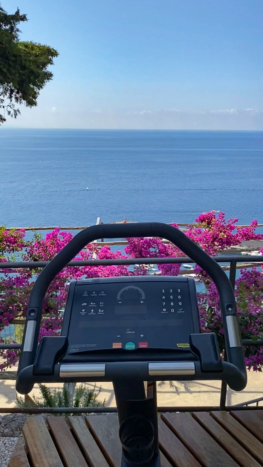 NH convento amalfi 91 - REVIEW - NH Collection Grand Hotel Convento di Amalfi : Junior Suite with Tatami bed [COVID-era]
