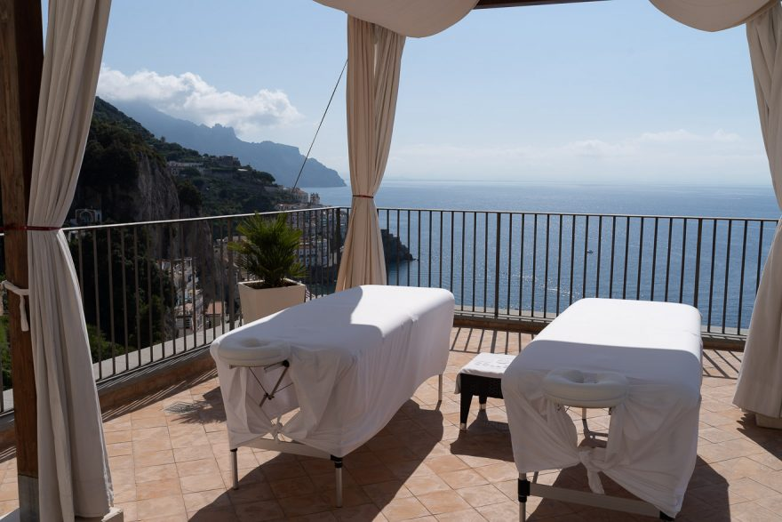 NH convento amalfi 94 880x587 - REVIEW - NH Collection Grand Hotel Convento di Amalfi : Junior Suite with Tatami bed [COVID-era]