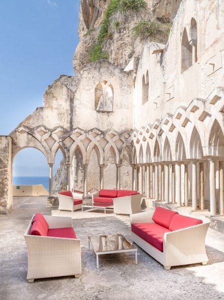 NH convento amalfi 97 450x602 - REVIEW - NH Collection Grand Hotel Convento di Amalfi : Junior Suite with Tatami bed [COVID-era]