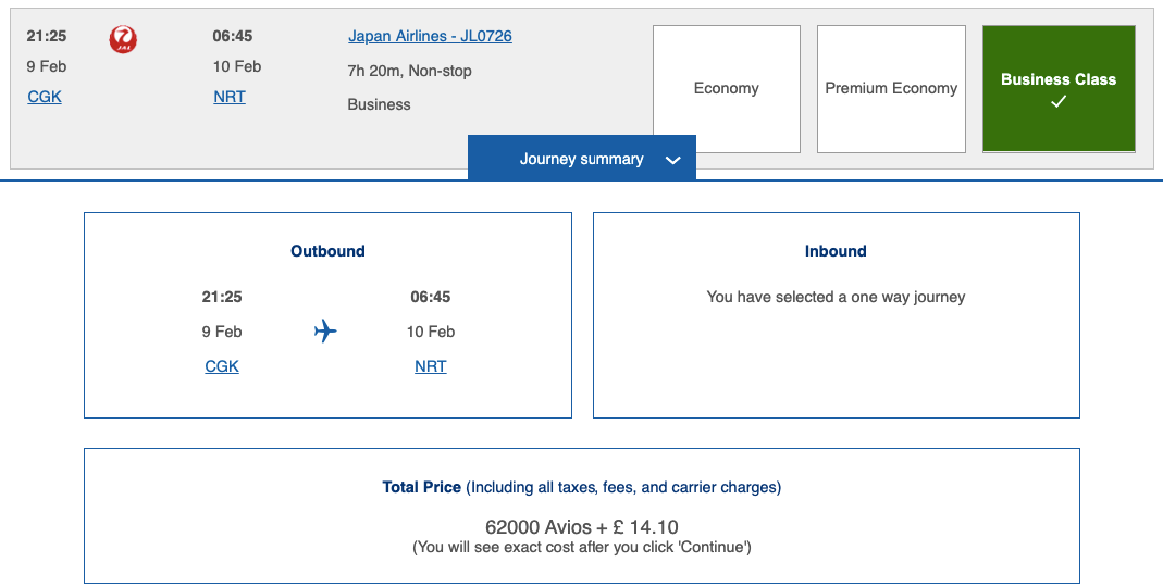 cgk nrt ba - Surprisingly Great Deal: Buy Alaska Miles with up to a 50% discount