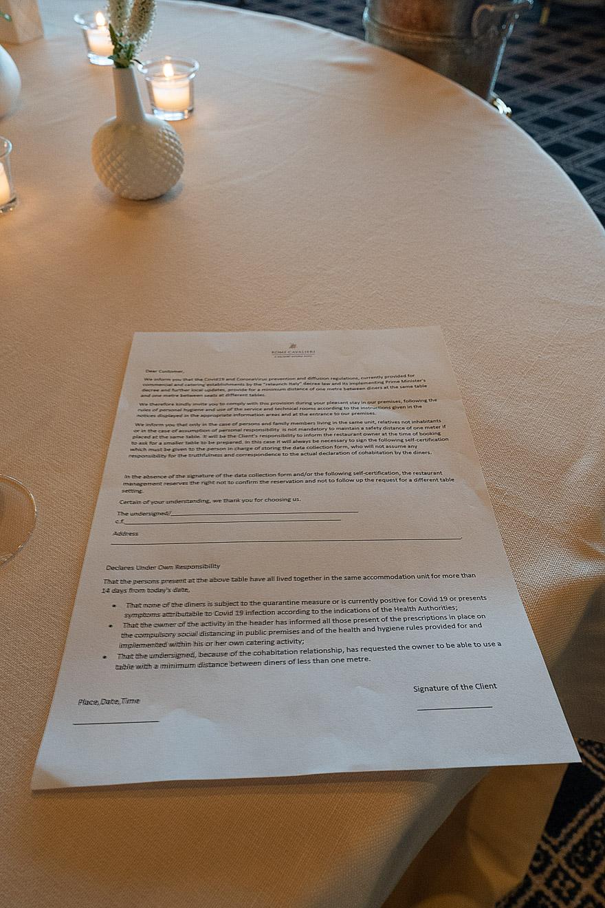 la pergola 2 - REVIEW - Rome Cavalieri a Waldorf Astoria Hotel : Premium Rome View Room [COVID-era]