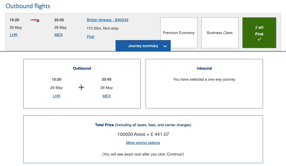 lhr mex ba - Surprisingly Great Deal: Buy Alaska Miles with up to a 50% discount
