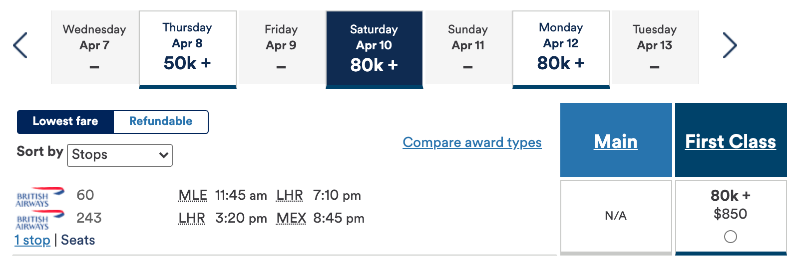 mlemex - Surprisingly Great Deal: Buy Alaska Miles with up to a 50% discount