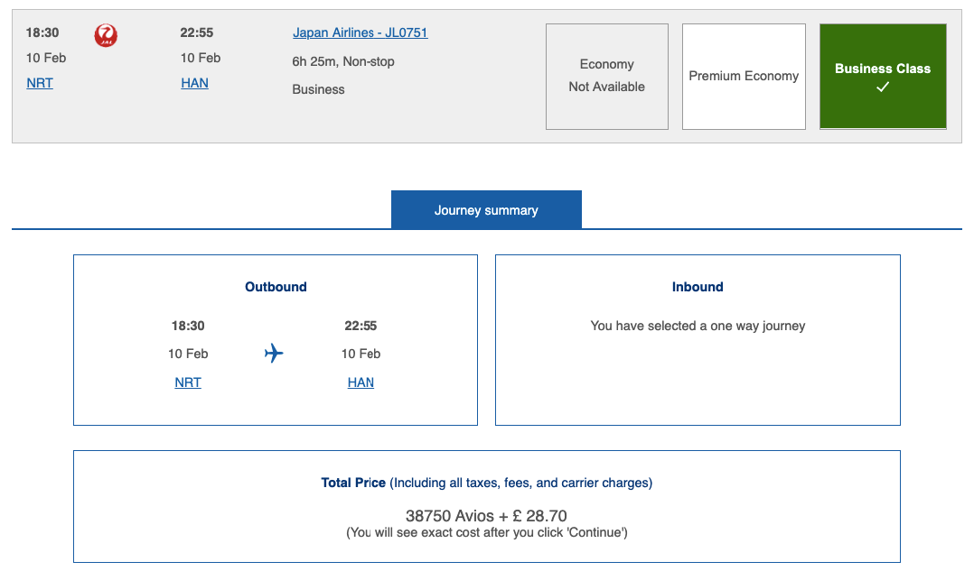 nrt han BA - Surprisingly Great Deal: Buy Alaska Miles with up to a 50% discount