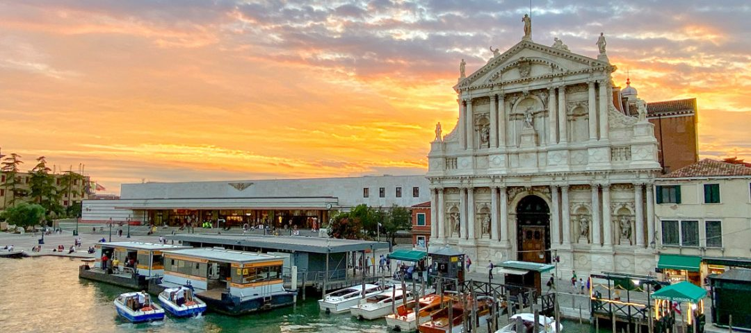 Santa Lucia station Venice