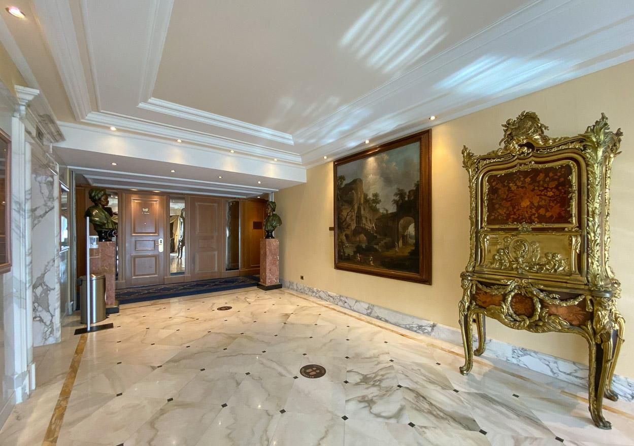 waldorf cavalieri 17 - REVIEW - Rome Cavalieri a Waldorf Astoria Hotel : Premium Rome View Room [COVID-era]