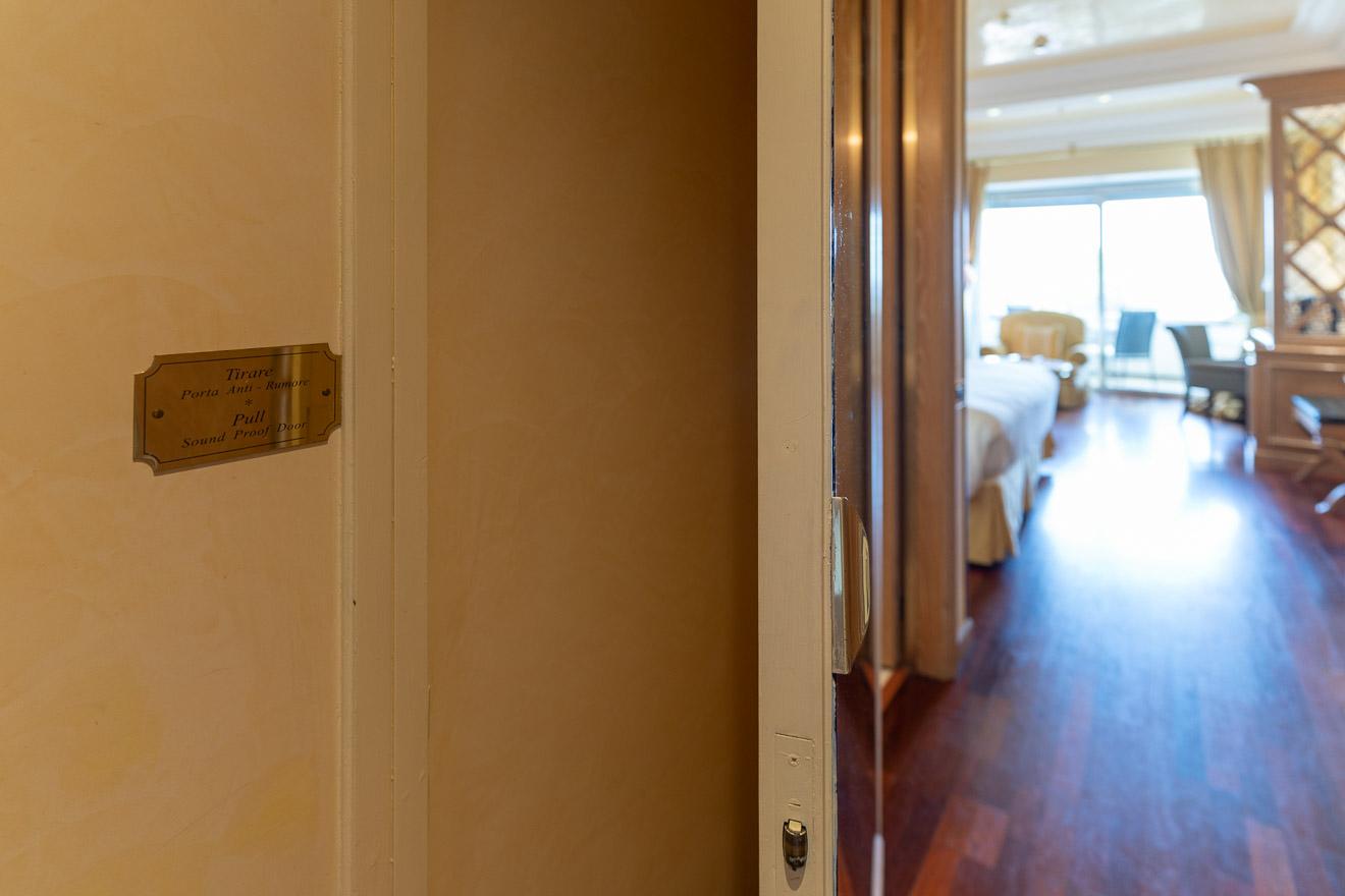 waldorf cavalieri 23 - REVIEW - Rome Cavalieri a Waldorf Astoria Hotel : Premium Rome View Room [COVID-era]