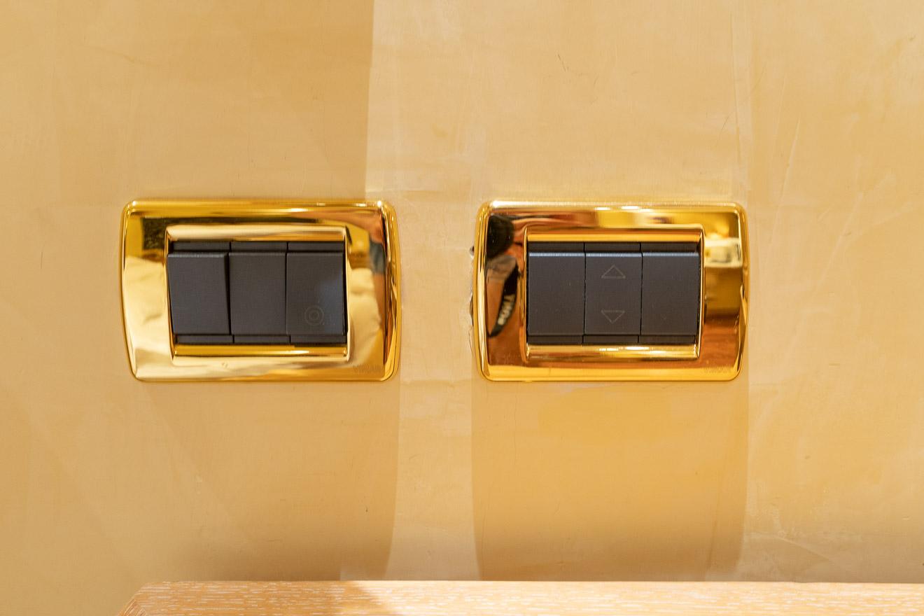 waldorf cavalieri 52 - REVIEW - Rome Cavalieri a Waldorf Astoria Hotel : Premium Rome View Room [COVID-era]