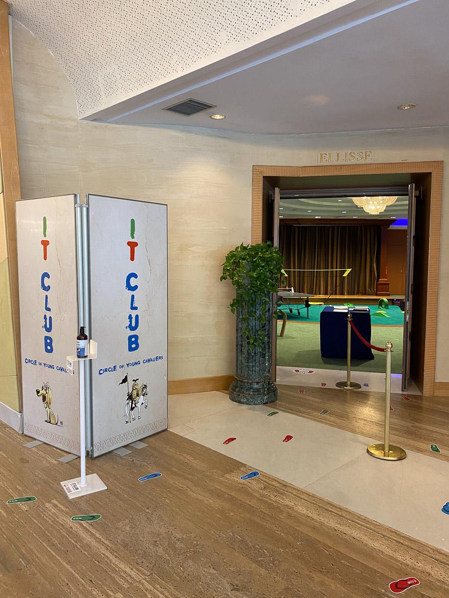 waldorf cavalieri 57 - REVIEW - Rome Cavalieri a Waldorf Astoria Hotel : Premium Rome View Room [COVID-era]