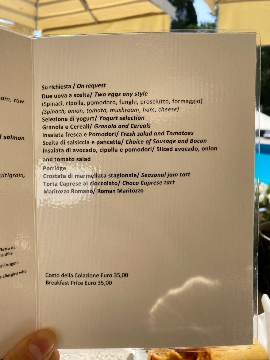 waldorf cavalieri 59 - REVIEW - Rome Cavalieri a Waldorf Astoria Hotel : Premium Rome View Room [COVID-era]