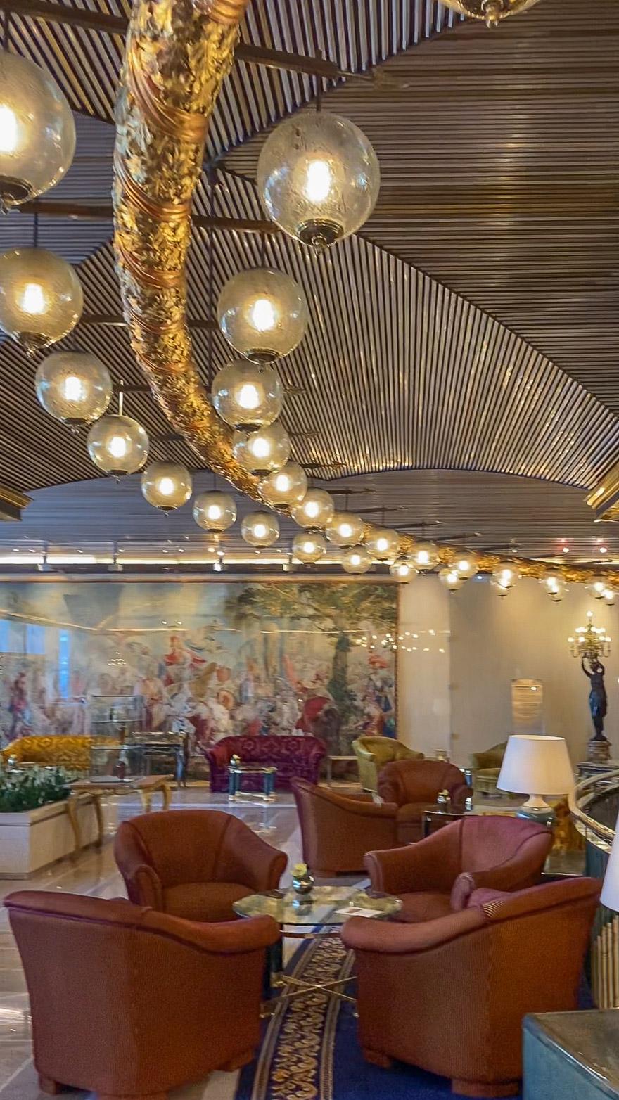 waldorf cavalieri 6 - REVIEW - Rome Cavalieri a Waldorf Astoria Hotel : Premium Rome View Room [COVID-era]
