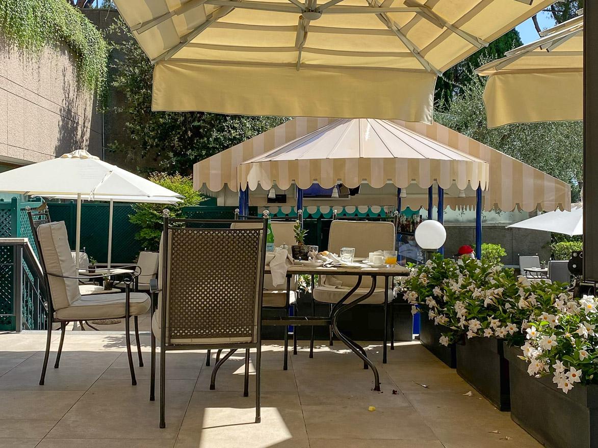 waldorf cavalieri 61 - REVIEW - Rome Cavalieri a Waldorf Astoria Hotel : Premium Rome View Room [COVID-era]