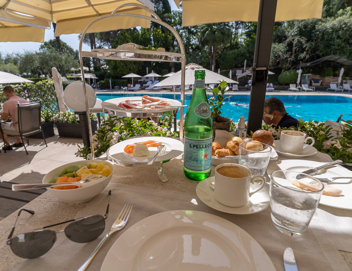 waldorf cavalieri 64 - REVIEW - Rome Cavalieri a Waldorf Astoria Hotel : Premium Rome View Room [COVID-era]