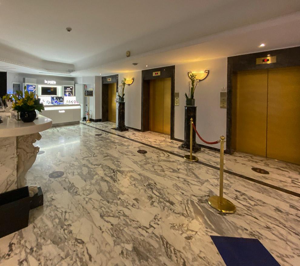 waldorf cavalieri 73 - REVIEW - Rome Cavalieri a Waldorf Astoria Hotel : Premium Rome View Room [COVID-era]