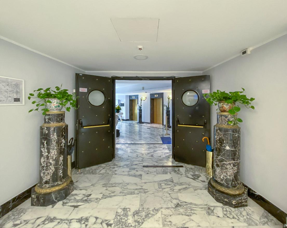 waldorf cavalieri 74 - REVIEW - Rome Cavalieri a Waldorf Astoria Hotel : Premium Rome View Room [COVID-era]