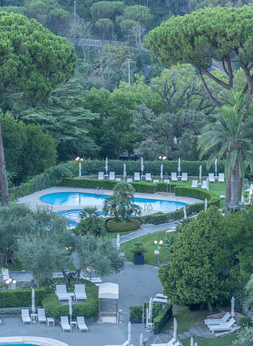 waldorf cavalieri 84 - REVIEW - Rome Cavalieri a Waldorf Astoria Hotel : Premium Rome View Room [COVID-era]
