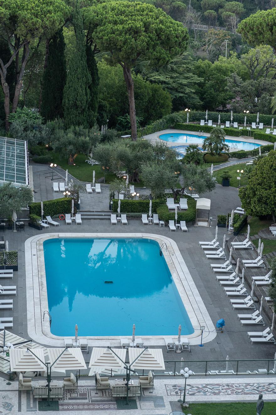 waldorf cavalieri 85 - REVIEW - Rome Cavalieri a Waldorf Astoria Hotel : Premium Rome View Room [COVID-era]
