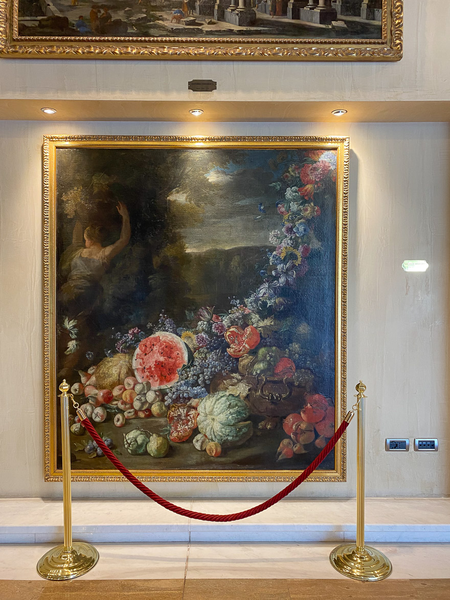waldorf cavalieri 9 - REVIEW - Rome Cavalieri a Waldorf Astoria Hotel : Premium Rome View Room [COVID-era]