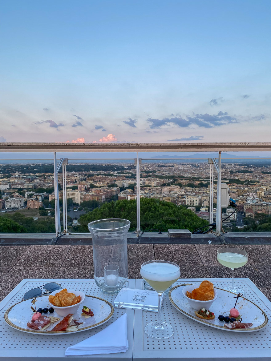 waldorf cavalieri 91 - REVIEW - Rome Cavalieri a Waldorf Astoria Hotel : Premium Rome View Room [COVID-era]