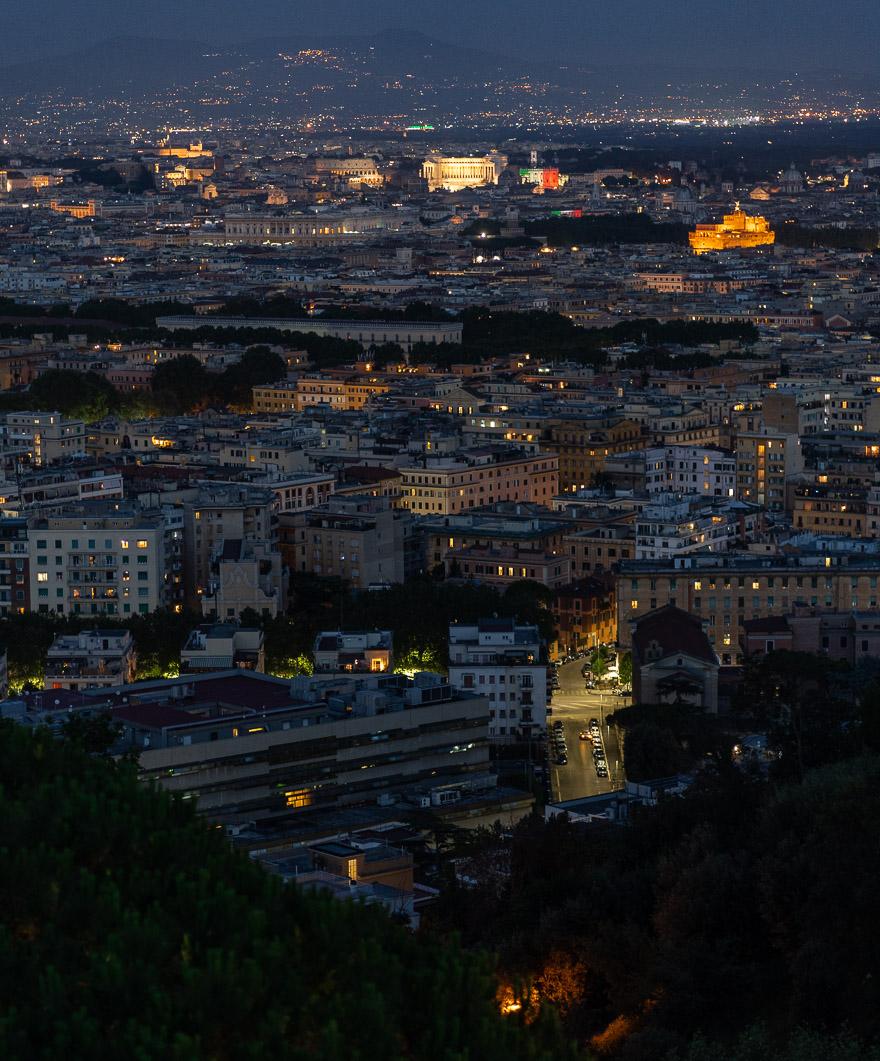 waldorf cavalieri 95 - REVIEW - Rome Cavalieri a Waldorf Astoria Hotel : Premium Rome View Room [COVID-era]