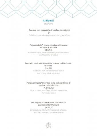 Dei Cappuccini MENU luglio 2020 half board page 001 1086x1536 640x480 - REVIEW - NH Collection Grand Hotel Convento di Amalfi : Junior Suite with Tatami bed [COVID-era]