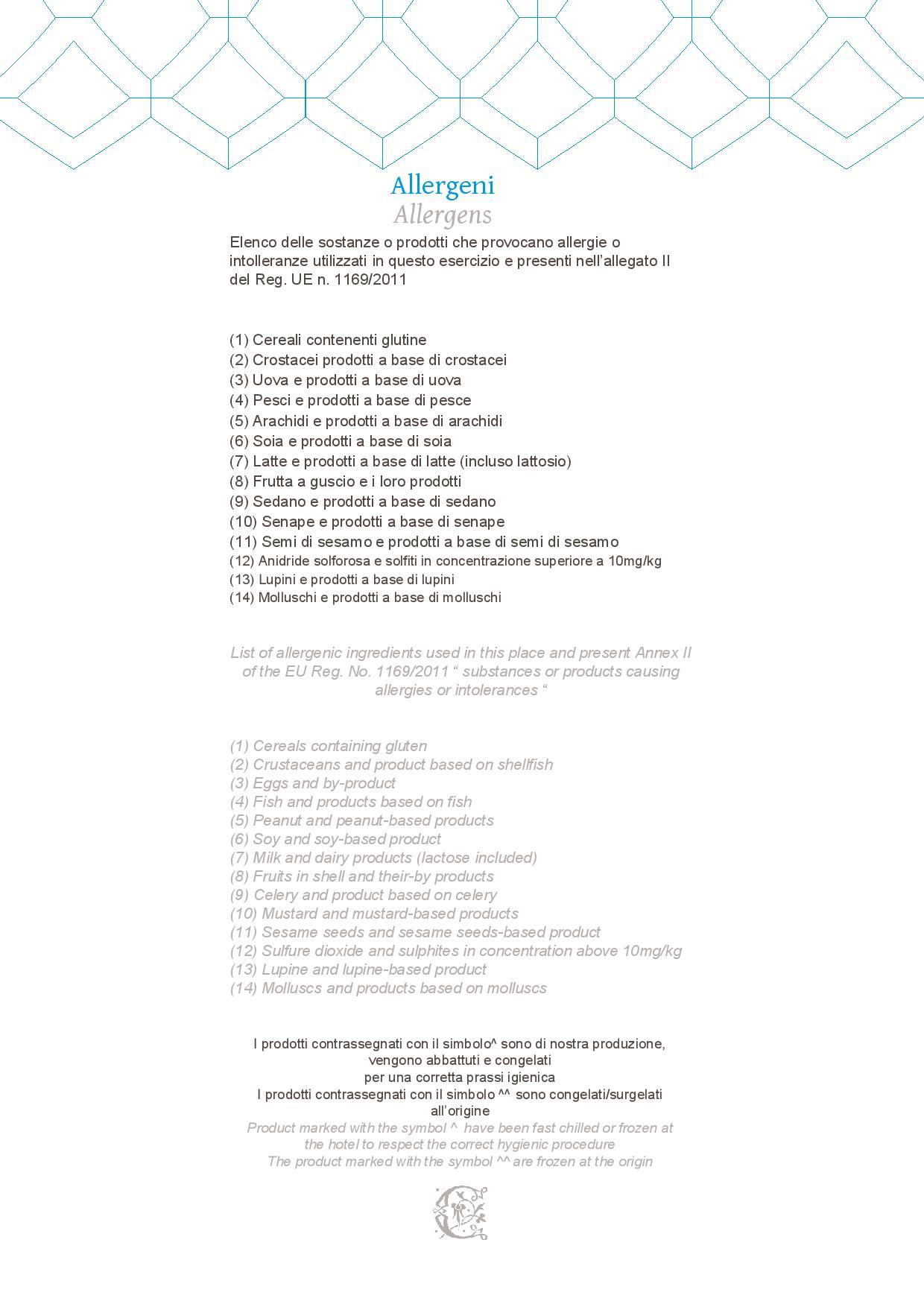 Dei Cappuccini MENU luglio 2020 half board page 005 - REVIEW - NH Collection Grand Hotel Convento di Amalfi : Junior Suite with Tatami bed [COVID-era]