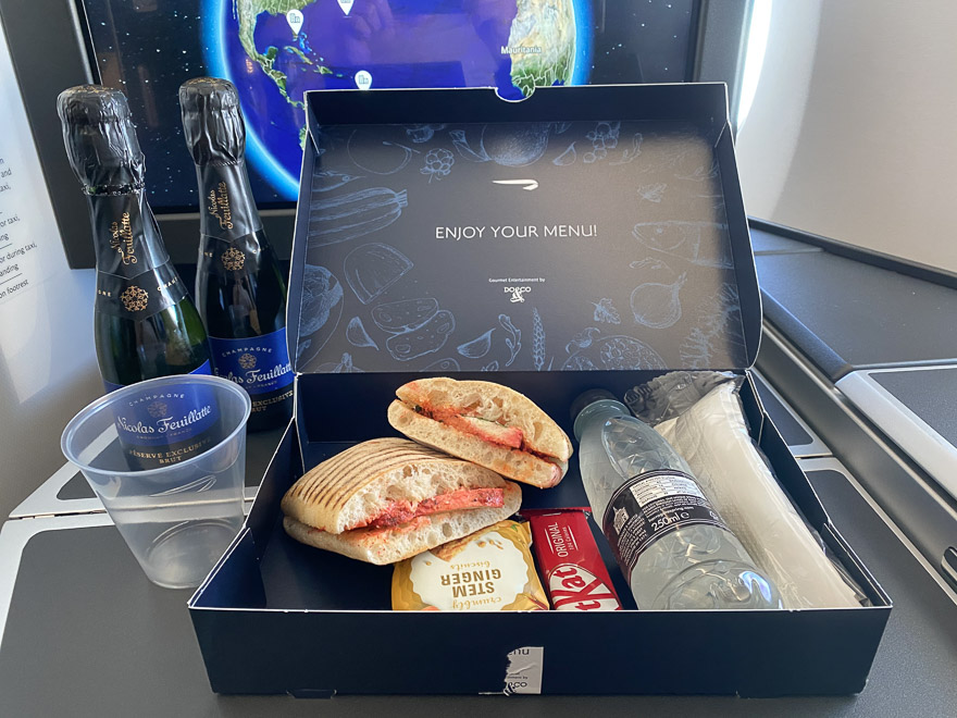 Club suites 43 - REVIEW - British Airways : Club Suites Business Class - A350 - London (LHR) to Dubai (DXB) and back - [COVID-era]