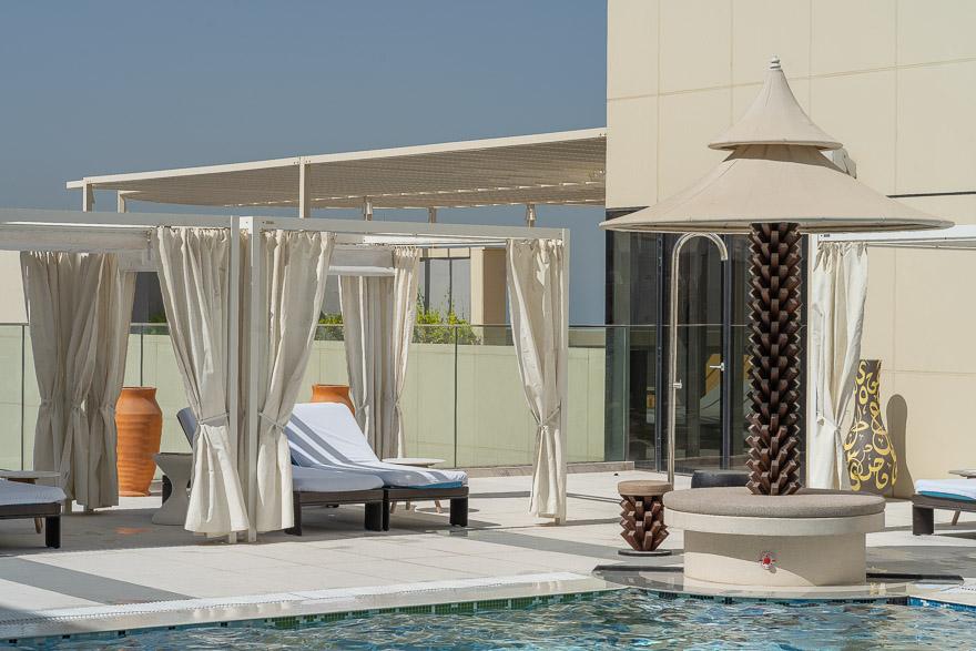 andaz palm 101 - REVIEW - Andaz Dubai The Palm : Terrace Suite [COVID-era]