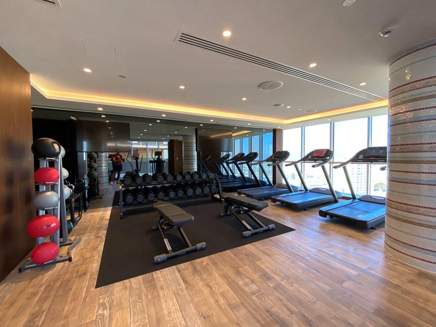 andaz palm 106 - REVIEW - Andaz Dubai The Palm : Terrace Suite [COVID-era]