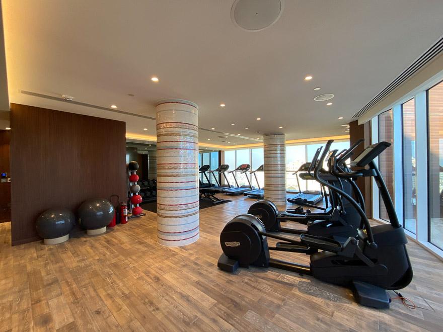 andaz palm 108 - REVIEW - Andaz Dubai The Palm : Terrace Suite [COVID-era]