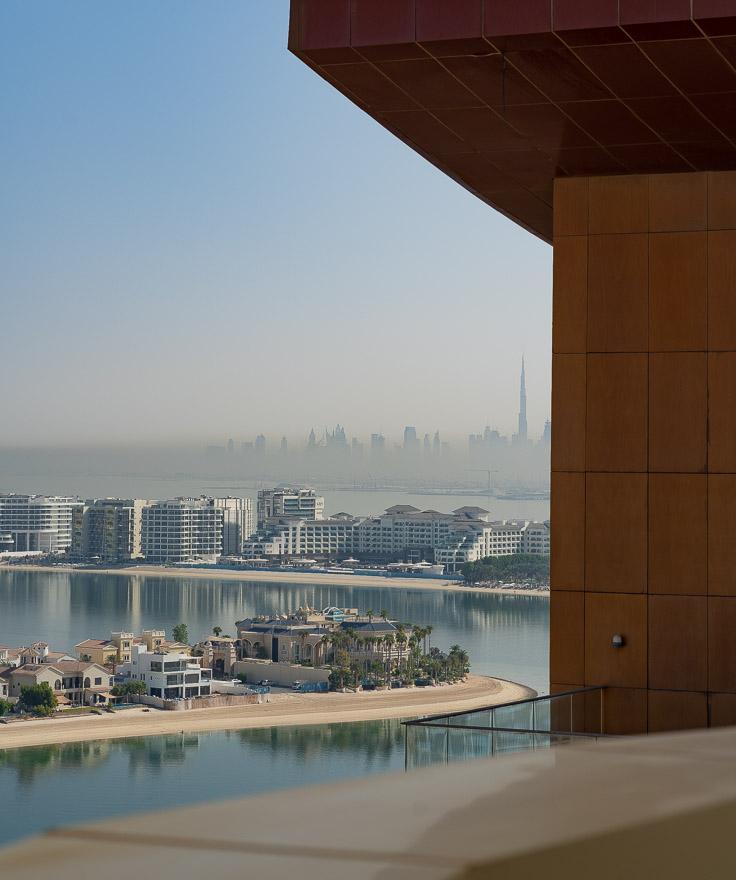 andaz palm 109 - REVIEW - Andaz Dubai The Palm : Terrace Suite [COVID-era]