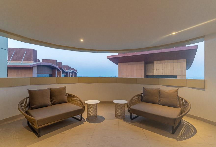 andaz palm 19 - REVIEW - Andaz Dubai The Palm : Terrace Suite [COVID-era]