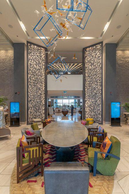 andaz palm 2 450x675 - REVIEW - Andaz Dubai The Palm : Terrace Suite [COVID-era]