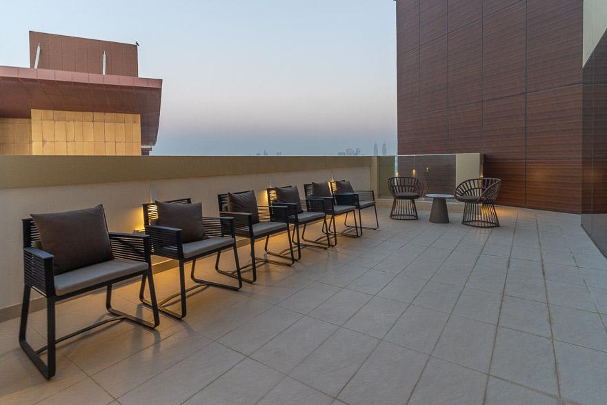 andaz palm 20 - REVIEW - Andaz Dubai The Palm : Terrace Suite [COVID-era]