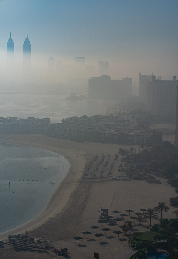 andaz palm 21 - REVIEW - Andaz Dubai The Palm : Terrace Suite [COVID-era]