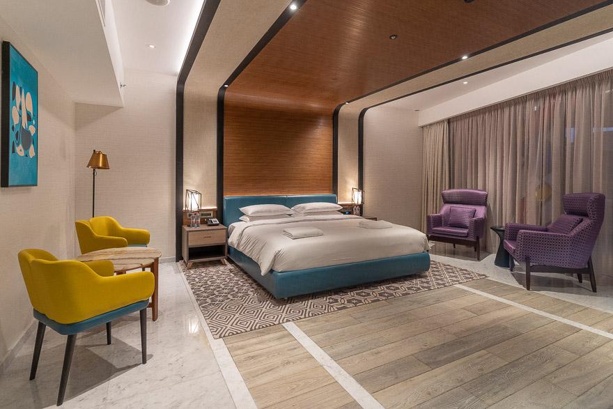 andaz palm 25 - REVIEW - Andaz Dubai The Palm : Terrace Suite [COVID-era]