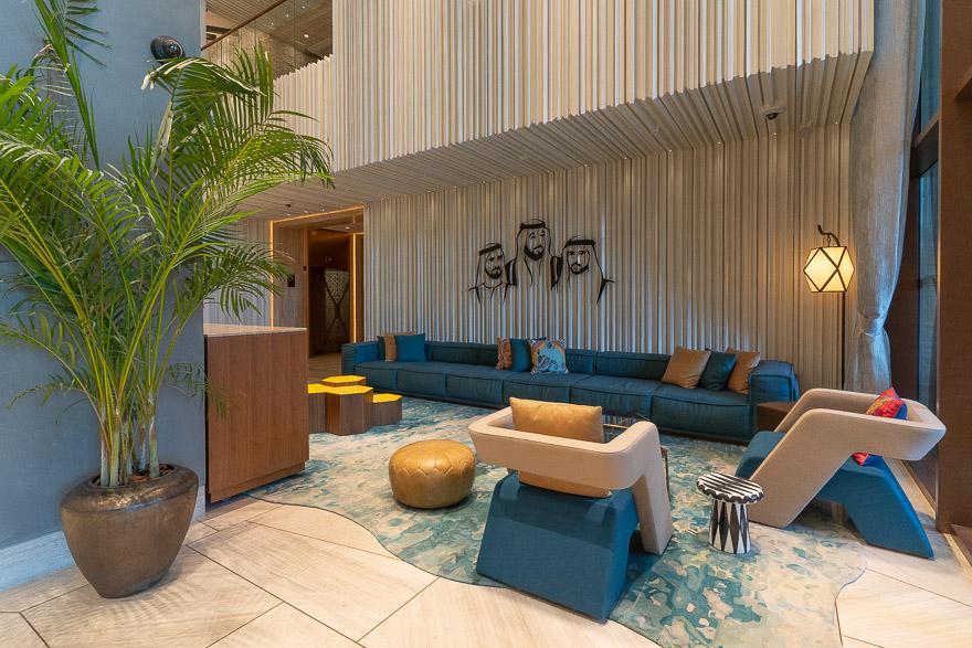 andaz palm 3 - REVIEW - Andaz Dubai The Palm : Terrace Suite [COVID-era]