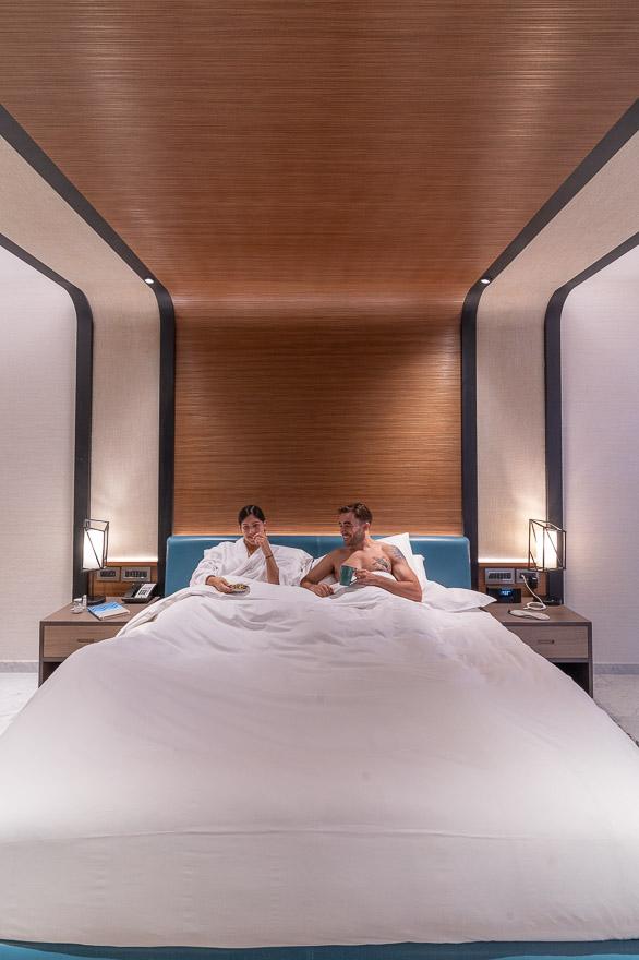 andaz palm 30 - REVIEW - Andaz Dubai The Palm : Terrace Suite [COVID-era]