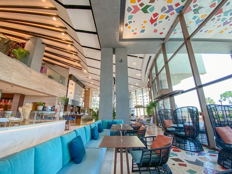 andaz palm 48 - REVIEW - Andaz Dubai The Palm : Terrace Suite [COVID-era]
